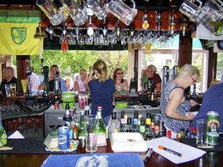 the first & last pub