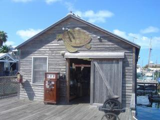 Thompson Fish House, Turtle Cannery And Kraals