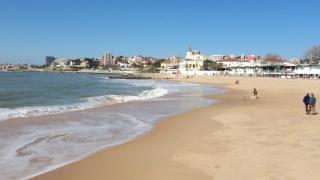 Tamariz Beach Or Praia Do Tamariz