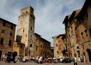 Historic Center Of San Gimignano