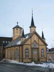 Tromso Catholic Church Var Frue Kirke
