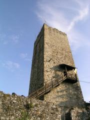 Baradello Castle