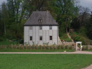 Goethe's Gartenhaus