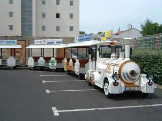 Train Touristique De Cherbourg