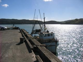 Raglan Wharf