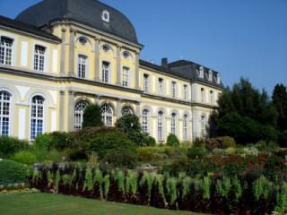 Botanische Garten Der Friedrich-wilhelms-universitat Bonn