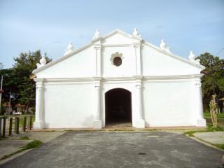 Church Of La Ermita La Agonia