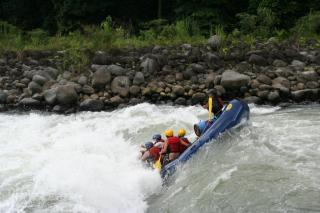 River Rafting And Tubing