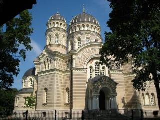 Nativity Cathedral, Riga
