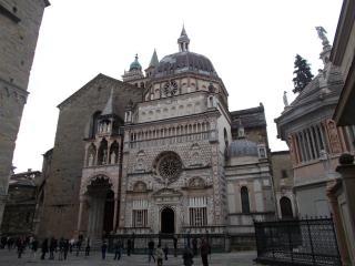 Cappella Colleoni Or Colleoni Chapel
