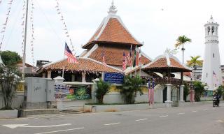 kampong hulu mosque