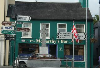Le Mccarthy Pub