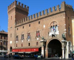 Il Palazzo Ducale Estense