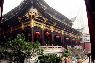 Luohan Temple