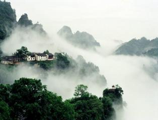 Lianghuang Mountain
