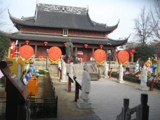 Confucian Temple Area