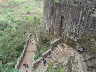 Visapur Fort
