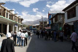 Kargil Market