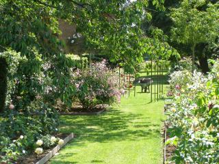 Jardin Floral Du Chateau De Digeon