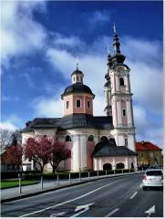 Villach's Fine Church