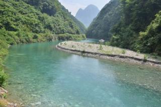 Zhangjiajie Xianren Stream
