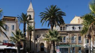 Eglise Saint Nazaire De Sanary-sur-mer