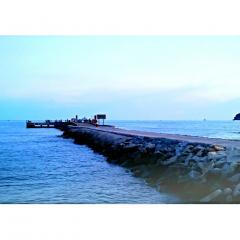 Hua Hin Fishing Pier