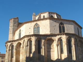 Basilica Of St. Paul Serge Or Basilique St-paul-serge