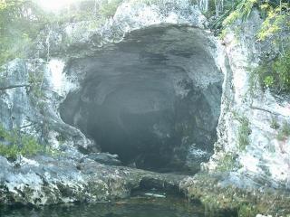 hatchet bay cave