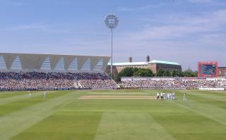 Trent Bridge Cricket Ground