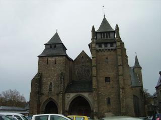 Cathedrale Saint-etienne De Saint-brieuc