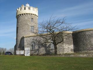 The Clifton Observatory