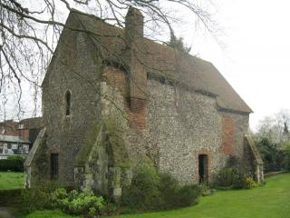 Greyfriars Chapel And Franciscan Gardens