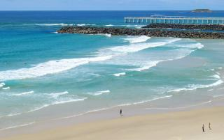 Coolangatta Beach And Pat Fagan Park