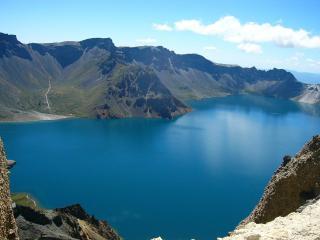 Tianshantianchi Lake