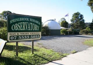 springbrook research observatory