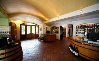Wine Tasting Tour At Bergkelder