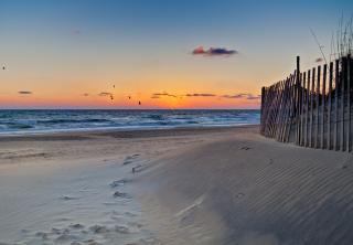 Sandbridge Beach