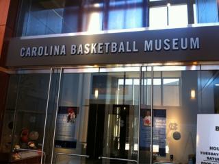 The Carolina Basketball Museum