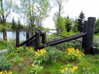 Menor's Ferry Historic Trail