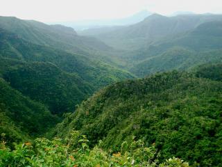 black river gorge national park