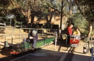 Willans Hill Miniature Railway