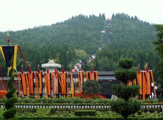 Tomb Of Emperor Qin Shi Huang