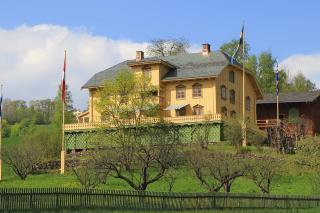 Bjornstjerne Bjornsons Home Aulestad