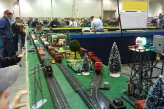 deadwood model train