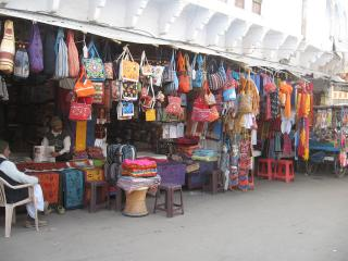Image of Pushkar Bazar
