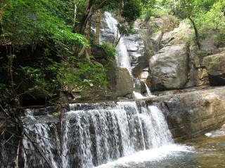 Vazhvanthol Waterfalls