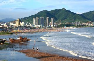 Qingdao Shilaoren Bathing Beach