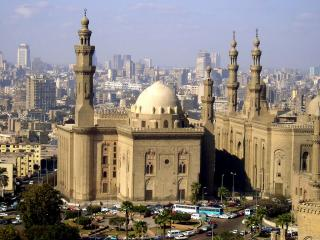 mosque and madrasa of sultan hassan