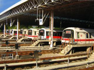 Singapore Mass Rapid Transit
